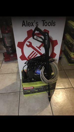 Ryobi 1600 psi pressure washer for Sale in Riverside, CA