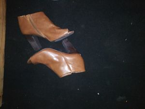 Nine West Boot Heels- 7 1/2 W for Sale in Lexington, KY