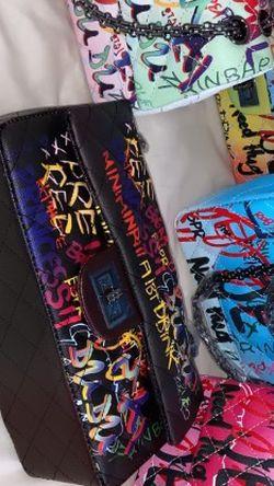 Graffiti Handbag for Sale in Westland,  MI