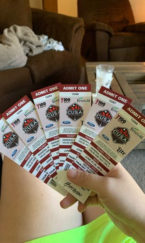 Country USA Tickets for Sale in Greenville, WI