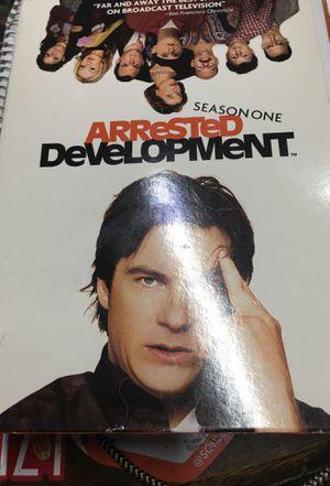 Arrested development season 1 for Sale in Hacienda Heights, CA