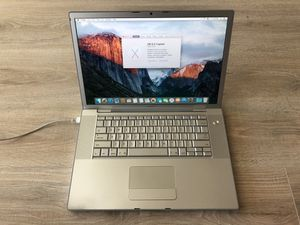 "15"" Apple MacBook Pro Laptop A1226 for Sale in Grand Island, FL"