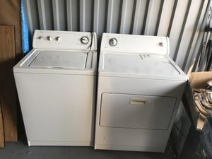 Washer & Dryer for Sale in Millville, NJ