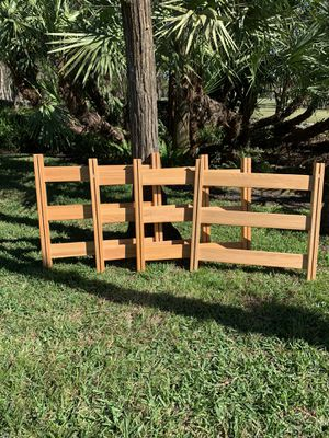 Solid wood Twin bed frames for Sale in FL, US