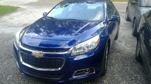2013 Chevy Malibu LTZ 63,000 miles for Sale in Tampa, FL