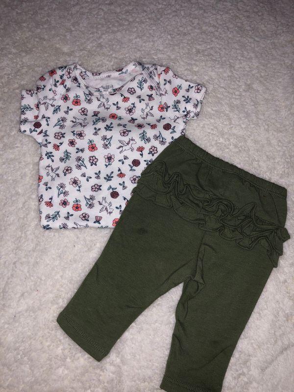 Baby pant set