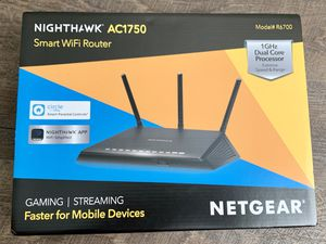 Netgear Nighthawk router (like new) for Sale in Bristol, TN