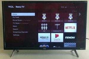 """TCL 32"""" 1080P LED Smart TV (MUST SELL TONIGHT!) for Sale in Lockport, NY"""