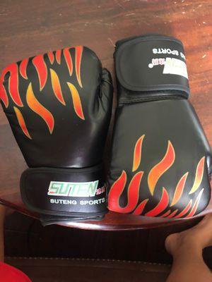 Suteng MMA sparing gloves for Sale in Joplin, MO