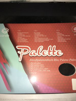 Palette paper for Sale in Los Angeles, CA