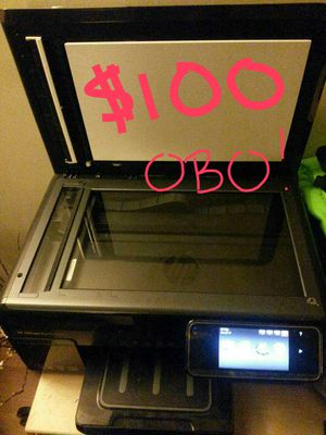 Touchscreen HP Printer Model A8500 for Sale in Baltimore, MD