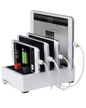 Avantree CGPS-TR618-WHT PowerHouse USB Charging Station for Sale in Catonsville, MD