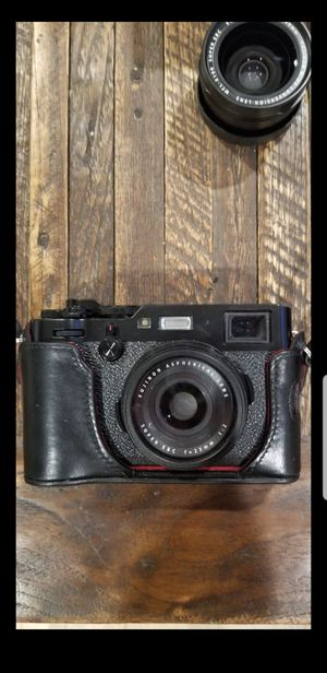 Fujifilm x100f for Sale in Torrance, CA
