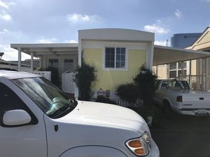 Single wide mobile home 2 bed 2 bath for Sale in CA, US