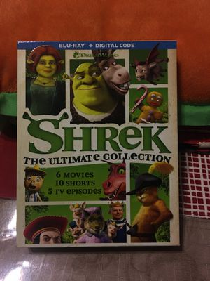 Shrek (Bundle) for Sale in Santa Ana, CA