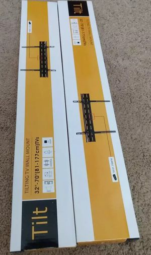Tv wall mount 22 to 70 inch for Sale in Plano, TX