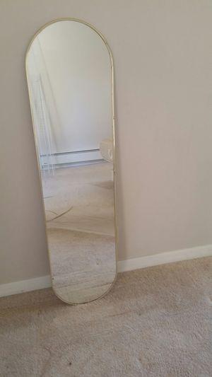 Oval Mirror for Sale in Hesperia, CA