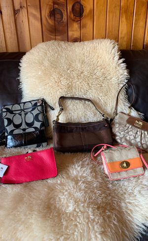 Coach purses for Sale in McKeesport, PA