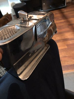 Campbell hot lather machine chrome barber for Sale in Walnut Creek, CA