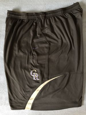 Colorado Rockies Nike Dri-Fit Shorts (XXL) for Sale in Columbia, MO