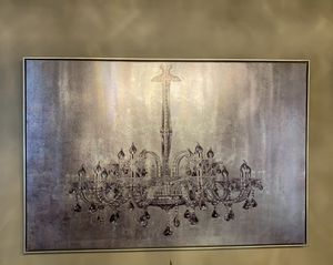 Chandelier Wall Hanging for Sale in Dearborn Heights, MI