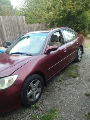 2004 honda civic for Sale in Puyallup, WA