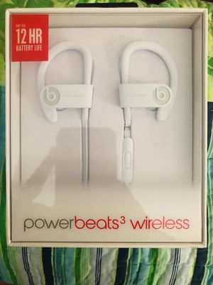 Powerbeats 3 Wireless- NEVER OPENED for Sale in Miami, FL