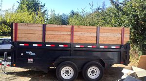 Looking for a place to rent to park my two dump trailers in Mount Vernon for Sale in Mount Vernon, WA