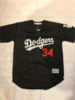 Dodgers Jersey's Black MLB for Sale in Montclair, CA