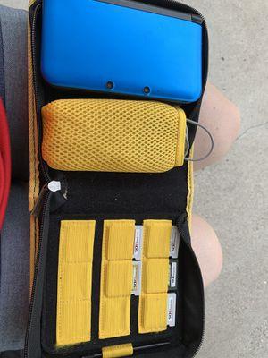 Nintendo 3DS XL blue for Sale in Elkhart, IN