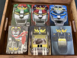 Voltron Defender of the universe Collection. 4 sealed 2 open. DVD Set bundle for Sale in Los Angeles, CA