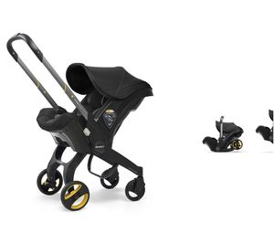 Convertible Infant Car Seat/Compact Stroller System with Base for Sale in Miami, FL