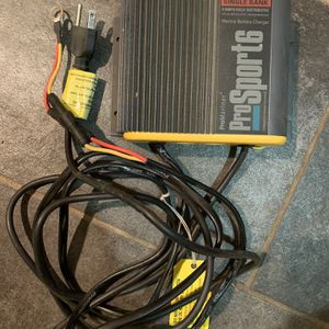 Pro Mariner Single Bank 12V 6A Battery Charger for Sale in Manson, WA