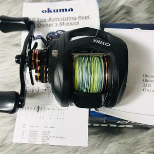 🔥BRAND NEW🔥 Okuma Reel for Sale in Puyallup, WA