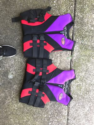 Life jacket for Sale in Farmers Branch, TX