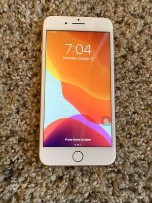 iPhone 8 Plus - 64GB - ATT/Cricket for Sale in Scottsdale, AZ