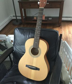 Children's Guitar with carrying case for Sale in Newtown, CT