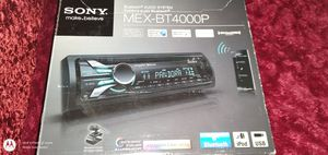 Sony car stereo for Sale in Mesa, AZ
