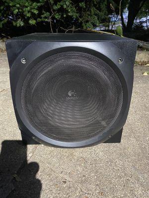 Logitech Z-5500 Digital Speaker. Why pay 200 on eBay. for Sale in Ansonia, CT