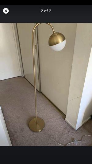 Modern floor lamp for Sale in Los Angeles, CA