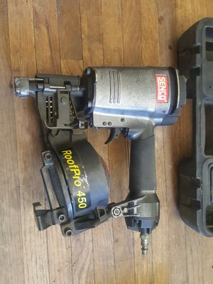 Senco Roofing Nail Gun for Sale in Aurora, IL