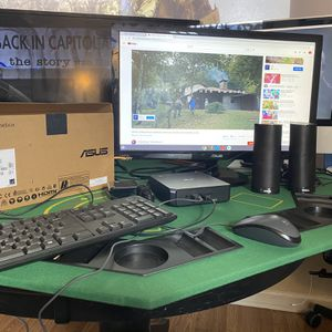 Asus Computer And Monitor for Sale in Birmingham, AL