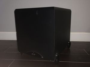 Klipsch Sub-12HG Synergy Series 12-Inch 300-Watt Subwoofer with High Gloss Trim (Black) for Sale in Tempe, AZ
