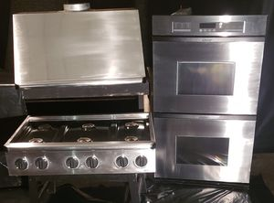 Dacor Cooktop, Double Oven, & Range Hood for Sale in Kingston Springs, TN