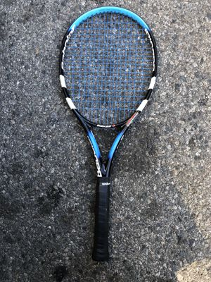 Wilson Babolat Pure Drive Team Tennis Racket Grip 2 4 1/4 for Sale in Pasadena, CA