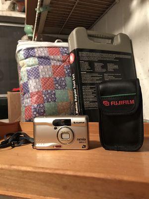 Nexia 265ix Z Fujifilm Camera + Case for Sale in Caseyville, IL