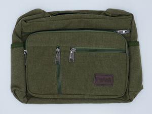 Best Bargain!! Canvas Messenger Bag for Sale in Rockville, MD