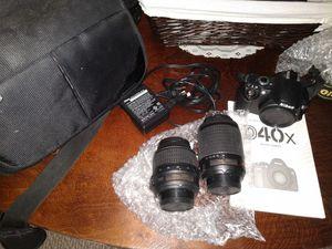 Nikon DX 40 for Sale in Eynon, PA