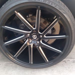 20 staggered rims nissan ,kia,ford,Honda, chevy,bmw,Mercedes for Sale in Los Angeles, CA