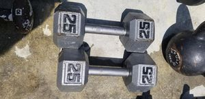 Weight dumbbells for Sale in South Gate, CA